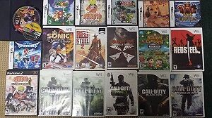Selling Assorted Video Games - $10 (EACH)