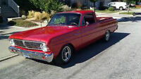 rare 1964 ford ranchero 8,500 reduced to 5,000