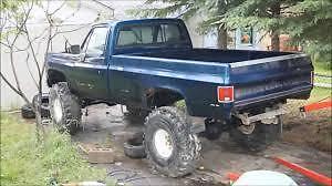 square body truck