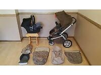 My4 Mothercare Travel System