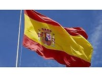 Spanish lessons online from £8/hour with a NATIVE Spanish teacher.