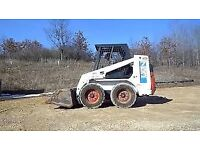 WANTED OLD BOBCAT ROLLER TRACTOR RIDE ON MOWER