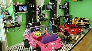 KIDS and YOUTH HAIR CUTTING FRANCHISE IS EXPANDING!!!  GREAT LOCATIONS AVAILABLE