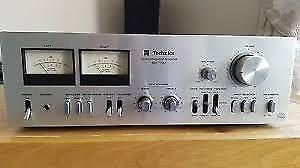 stereo reciever or amp