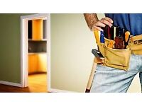 HANDYMAN,PAINTER,LAMINATE FLOORING,TV MOUNTING,FLAT PACK,WALLPAPER,REMODELING AND RENOVATIONS