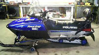 2006 Polaris Touring, low 12500km, Full Equipped, many extras