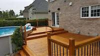 NEED TO REFRESH YOUR DECK OR FENCE GREAT PRICE RESERVING NOW