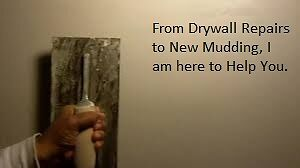 Drywall Repair, Finishing, Plastering -No Job to small Barrie