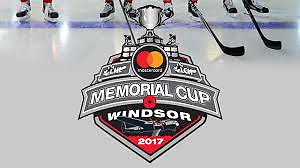 Memorial Cup Multiple Games Section 122 Row K Seats 7-14