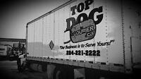 1-2 drivers needed to operate company truck