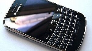 Blackberry 9900 Like New Unlocked Black Work Wind Freedom Mobile