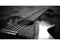 GUITAR TUITION for beginners