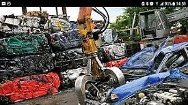 scrap cars and vans bought cash paid