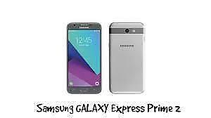 Unlocked Samsung Galaxy Express Prime 2, New in box with warranty. Buy with confidence from a store in Toronto.