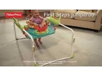 FISHER PRICE FIRST STEPS JUMPEROO RETAILS £134 ON AMAZON