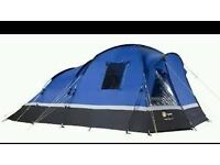 Hi-Gear Voyager 6 Tent with porch and footprint