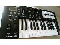 M-Audio Oxygen 25 Keyboard
