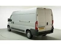 Van and man short notice 7days in a week professional,Reliable,affordable,removalservice from £15p/h