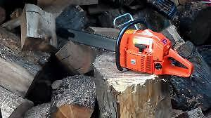 three chainsaws  for parts