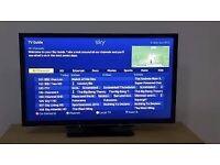 Panasonic TX-L37DT30B HD 3D Tv