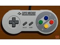 Nintendo snes pad wanted