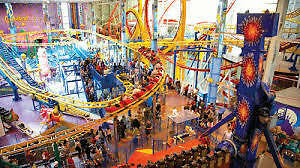 West Edmonton Mall Galaxyland Passes WEM May 29