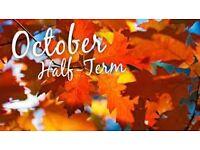 October Half Term Breaks, Luxury Silver Caravan, Elm Bank Coastal Park, Spittal, Berwick-upon-Tweed