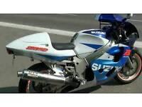 Gsxr 600 wanted