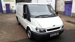 **FOR BREAKING** 2006 Ford Transit 2.0 diesel.