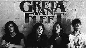 GRETA VAN FLEET TICKETS July 8th, 2018