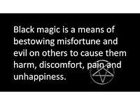 black magic/ Panic attacks/Energy vampirism/spiritual attack