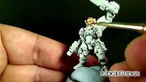 Games Workshop Figure Painting Demo - May 6th 10-2 @ LEH!