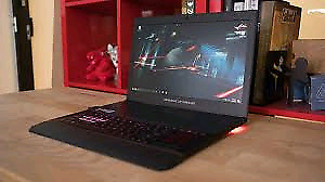 Asus Zephyrus Gaming laptop (gtx 1080)