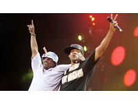 2 LIVEWIRE FESTIVAL TICKETS - WILL SMITH & DJ Jazzy Jeff! - Headland Blackpool - Sunday 27/08/17