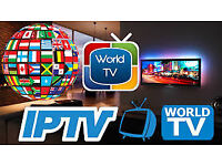 great iptv box wd 12 month line gift boxed new nt skybox