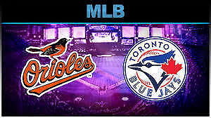 Toronto blue jays vs Baltimore Orioles April 14, 15th or 16th