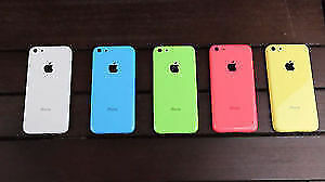 APPLE - iPHONE 5C - UNLOCKED - STORE SALE..!