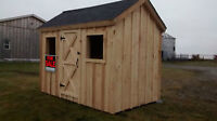 Beautiful Board and Batten shed for sale!