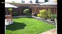 Lawn care, Gardens, Mulch and More
