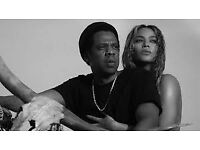 X2 OTR II Beyonce and Jay Z Concert Tickets