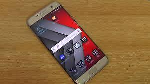Samsung Galaxy S7 Edge 32 Gb with 128 GB SD included