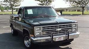 WANTED: 80's chevy or gmc truck