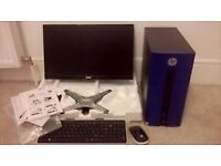 Hewlett Packard computer - HP Pavilion 550-150NA with 2TB hard drive
