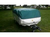 Conway countryman 92 folding camper