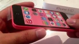 apple iphone 5c pink ee orange t mobile unlocked virgin like NEW item