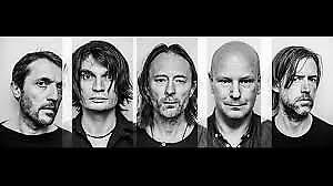 Radiohead @ Bell Centre: Selling One GA/Floor (WASTE) Ticket
