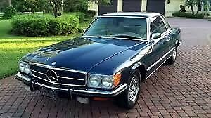 Wanted: MERCEDES 450 SLC OR SL WANTED
