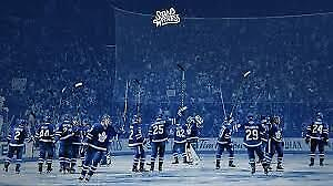 Toronto Maple Leafs vs Arizona Coyotes Lowerbowl ONLY $175 CHEAP