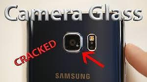 Repair phone Camera & lens cover for all iPhone, Samsung Galaxy, LG G5 & V20, OnePlus, Google Pixel etc.