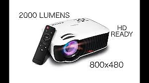 Projector for sale. Great for movies. Excellent xmas gift. Have